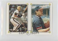 Carlton Fisk, Sid Bream