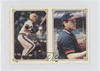 Sid Bream, Carlton Fisk