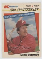 1987 Topps Kmart 25th Anniversary Base Baseball Cards