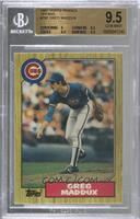 Greg Maddux [BGS 9.5 GEM MINT]