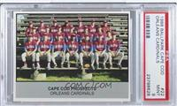 Orleans Cardinals Team [PSA 9 MINT]