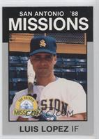 Baseball Cards Matching Luis Antonio Lopez Comc Card Marketplace
