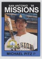Michael Pitz Baseball Cards