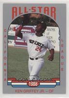f6004dda3e Ken Griffey Jr. San Bernardino Spirit Baseball Cards matching: Ken ...