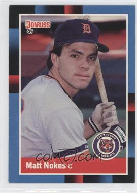 1988 Donruss - [Base] #152 - Matt Nokes