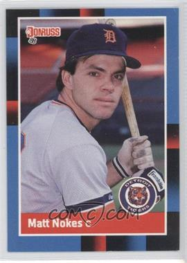 1988 Donruss - [Base] #152 - Matt Nokes