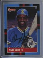 Alvin Davis [JSACertifiedCOASticker]