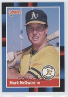 Mark McGwire (Last Line Begins with Olympic)