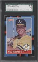 Mark McGwire (Last Line Begins with Olympic) [SGC84NM7]