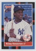 Rickey Henderson (Last Line begins with '85)