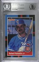 Rafael Palmeiro [BAS Certified Encased by BGS]