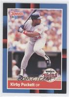 Kirby Puckett (Last Line Begins with '86)