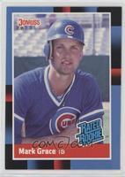 Mark Grace Rookie Card Baseball Cards