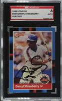 Darryl Strawberry (Last Line Begins with in HR) [SGC Authentic Authen…