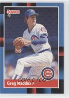 Greg Maddux (Last Line begins with 2.63)