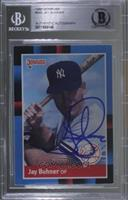 Jay Buhner (Last Line Begins with Farm) [BGS Authentic]