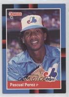 Pascual Perez (Last Line Begins with With) [NoneEXtoNM]