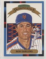 Diamond Kings - Ron Darling (Back Text has 7 lines) [NoneEXto…