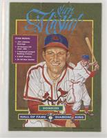 Stan Musial (Brown Back)