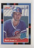 Rated Rookie - Mark Grace