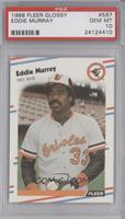 Eddie Murray [PSA 10 GEM MT]