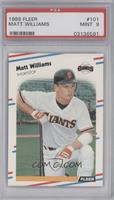 Matt Williams [PSA 9 MINT]