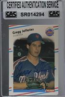 Gregg Jefferies Baseball Cards