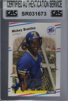 Mickey Brantley [CAS Certified Sealed]
