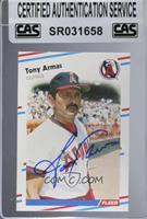 Tony Armas [CASCertifiedSealed]