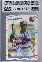 Mark McLemore [CASCertifiedSealed]