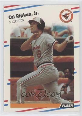 1988 Fleer - [Base] #570 - Cal Ripken Jr.