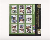 Green Set - Jose Cruz, Al Kaline, Chuck Klein, Don Mattingly, Mike Witt, Mark L…