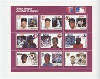 Purple Set - Mickey Mantle, Roger Clemens, Rod Carew, Ryne Sandberg, Mike Scott…