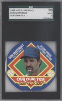 Don Mattingly [SGC 9 MINT]