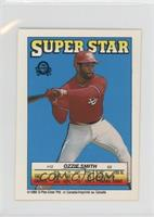 Ozzie Smith (Ron Darling 98, Dave Valle 220)