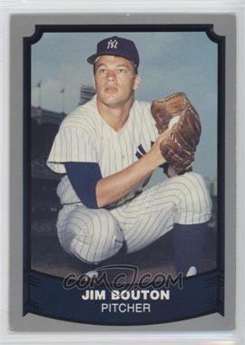 1988 Pacific Baseball Legends - [Base] #20 - Jim Bouton