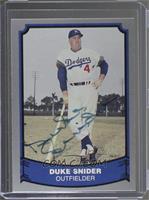 Duke Snider [JSACertifiedAuto]