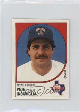 1988 Panini Album Stickers - [Base] #207 - Pete Incaviglia