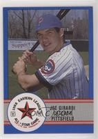 Joe Girardi Rookie Related Baseball Cards