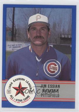 1988 ProCards Eastern League All-Star Game - [Base] #E-47 - Jim Essian