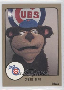 1988 ProCards Minor League - [Base] #554 - Cubbie Bear