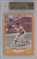 Nolan Ryan [BGS 9.5 GEM MINT]