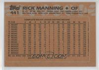 Rick Manning