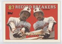 '87 Record Breakers - Eddie Murray