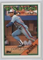 Tim Raines (luis salazar back)