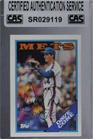David Cone [CAS Certified Sealed]