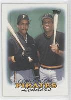 1987 Team Leaders - Pittsburgh Pirates