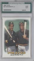 1987 Team Leaders - Pittsburgh Pirates [Encased]