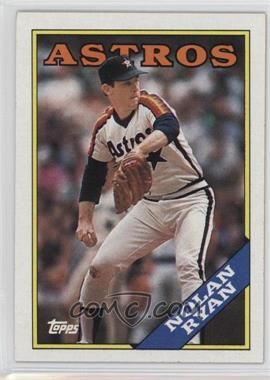 1988 Topps - [Base] #250 - Nolan Ryan