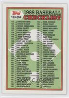Checklist - 133-264